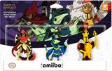 Amiibo -- Specter Knight / Plague Knight / King Knight - 3 Pack (Shovel Knight Series) (other)