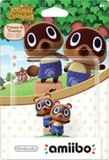 Amiibo -- Timmy & Tommy (Animal Crossing Series) (other)