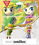 Amiibo -- Toon Link & Zelda - 2 Pack (30th Anniversary - The Legend of Zelda Series) (other)