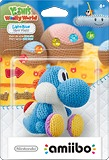 Amiibo -- Yarn Yoshi - Light Blue (other)