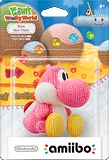 Amiibo -- Yarn Yoshi - Pink (other)
