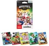Amiibo Cards -- Mario Sports Superstars (other)