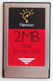 Apple Newton -- 2MB Flash Storage Card (other)