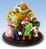 Club Nintendo Super Mario Bros Statue (other)
