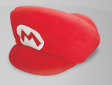 Club Nintendo: Platinum Reward Mario Hat (other)