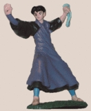Collectable Figurines -- InuYasha: Miroku (other)