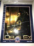 Deus Ex: Human Revolution -- 8x10