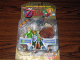 Figurine -- The Legend of Zelda Ocarina of Time: Link w/Epona (other)
