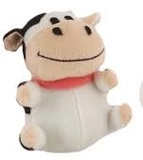 Harvest Moon: A Wonderful Life -- Promo Plush Doll: Cow (other)