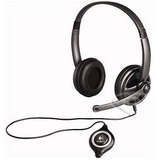 Headset -- Logitech Premium USB 350 (other)