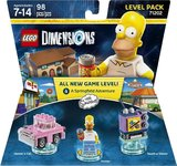 Lego Dimensions Level Pack: #71202 The Simpsons (other)