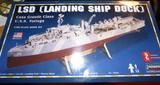 Model Kit -- U.S.S. Tartuga Ship (other)