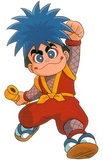 Mystical Ninja/Goemon related items (other)