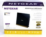 Netgear R6300 AC1750 Smart WiFi Router (other)