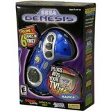 Sega Genesis Radica Plug and Play 6 Games-In-One (other)