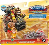 Skylanders Superchargers -- Supercharged Combo Pack: Turbo Charge Donkey Kong Amiibo and Barrel Blaster (other)