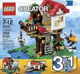 Toys -- LEGO #31010 Creator Treehouse (other)