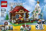Toys -- LEGO #31025 Creator Mountain Hut (other)