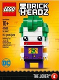 Toys -- Lego #41588: Joker Brick Headz (other)