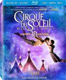 Cirque du Soleil: World's Away (Blu-ray 3D)