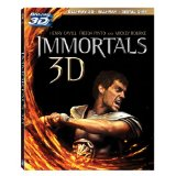 Immortals (Blu-ray 3D)