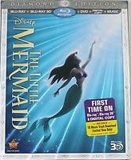 Little Mermaid, The (Blu-ray 3D)