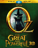 Oz the Great and Powerful (Blu-ray 3D)