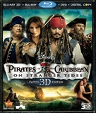 Pirates of the Caribbean: On Stranger Tides (Blu-ray 3D)