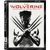 Wolverine, The -- Unleashed Extended Edition (Blu-ray 3D)