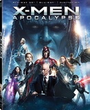 X-men Apocalypse (Blu-ray 3D)
