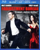 Adjustment Bureau, The (Blu-ray)