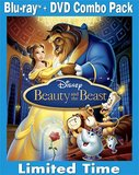 Beauty and the Beast -- Diamond Edition (Blu-ray)