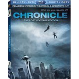 Chronicle -- Director's Cut: The Lost Footage Edition (Blu-ray)