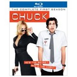 Chuck: The Complete First Season (Blu-ray)