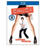 Chuck: The Complete Second Season (Blu-ray)