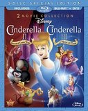 Cinderella II: Dreams Come True / Cinderella III: A Twist In Time (Blu-ray)