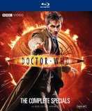 Doctor Who: The Complete Specials (Blu-ray)