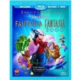 Fantasia / Fantasia 2000 (Blu-ray)