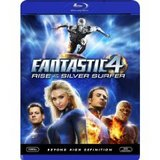 Fantastic Four: Rise of the Silver Surfer (Blu-ray)
