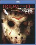 Friday the 13th -- Killer Cut (Blu-ray)