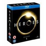 Heroes: Season 1 (Blu-ray)