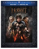 Hobbit: The Battle of the Five Armies, The -- Extended Edition (Blu-ray)