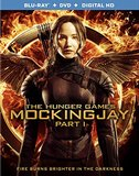 Hunger Games: Mockingjay Part 1, The (Blu-ray)