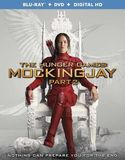 Hunger Games: Mockingjay Part 2, The (Blu-ray)