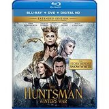 Huntsman: Winter's War -- Extended Edition, The (Blu-ray)