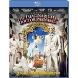 Imaginarium of Doctor Parnassus, The (Blu-ray)