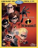 Incredibles, The (Blu-ray)