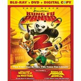 Kung Fu Panda 2 / Secrets of the Masters (Blu-ray)