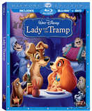 Lady and the Tramp -- Diamond Edition (Blu-ray)