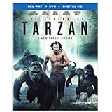 Legend of Tarzan, The (Blu-ray)